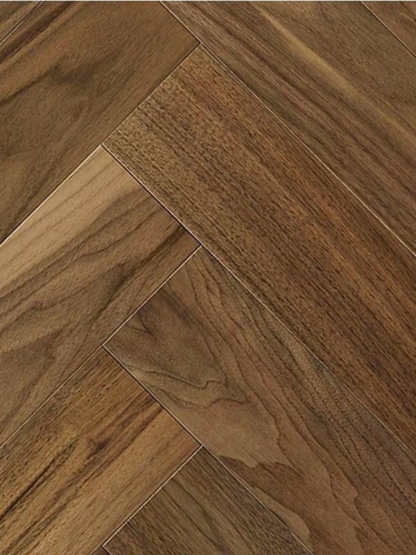 Sàn gỗ Walnut Xương Cá