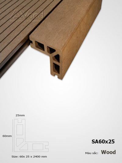 AWood SA60x25 Wood