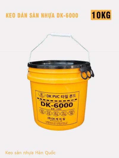 Keo dán sàn nhựa DK-6000 10Kg