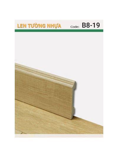 Len Tường nhựa  Len Tường nhựa B8-19