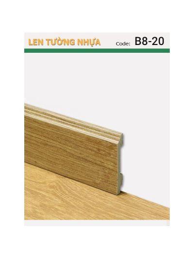 Len Tường nhựa  Len Tường nhựa B8-20