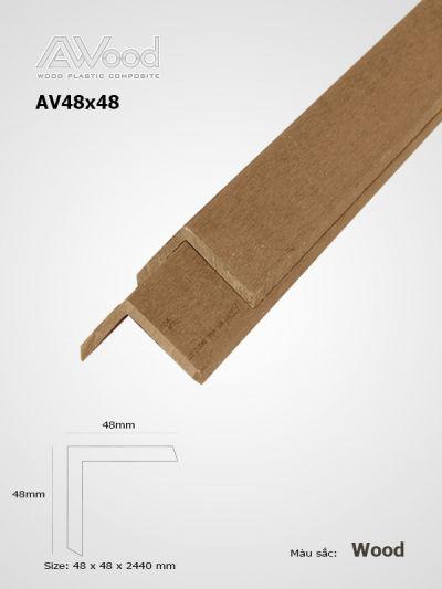 AWood AV48x48 Wood