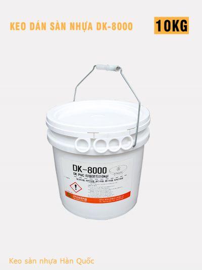 Keo dán sàn nhựa DK-8000 10Kg