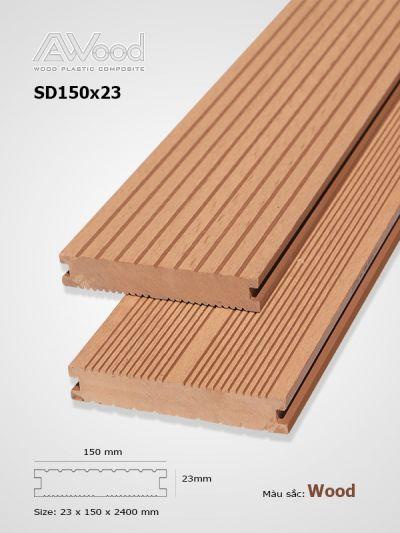 AWood SD150x23 Wood